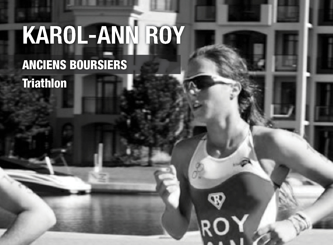 KAROL-ANN ROY - Triathlon